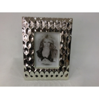 Plastik Çerçeve Gümüş