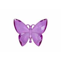 Dekoratif Kelebek-Mor