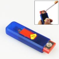 Alevsiz Elektronik Çakmak USB'den Şarjlı