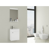 Bestline City 40 Cm Banyo Dolabı - Beyaz