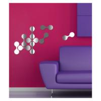 Artikel Dekoratif Şekiller-1 Ayna Sticker 94,4X45,7 Cm