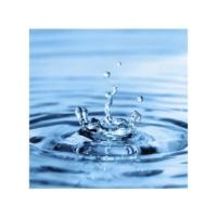 Artikel Su Damlası Bulaşık Makinesi Sticker