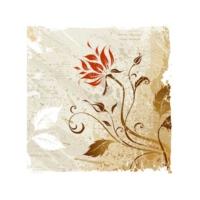 Artikel Sonbahar Çiçeği Bulaşık Makinesi Sticker