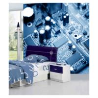 Artikel Elektronik 178X126 Cm Duvar Resmi