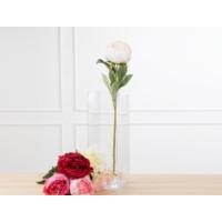 Madame Coco Dekoratif Yapay Çiçek Beyaz Şakayık