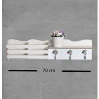 Ejoya Gifts Duvar Askısı - Beyaz