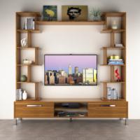 Eyibil Mobilya Arena Xl 200 Cm Tv Sehpası Tv Ünitesi Ceviz