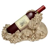 Vitale İşlemeli Şaraplık