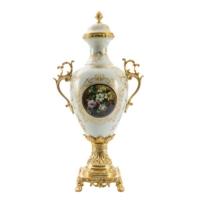 Vitale Klasik Seri Krem Kupa