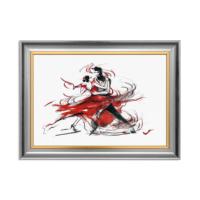 Vitale Tango Dekoratif Tablo