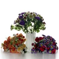 Vitale Rengarenk Yapay Buket Çiçek