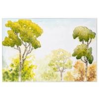 Vitale Harbin Tablo Ağaçlar