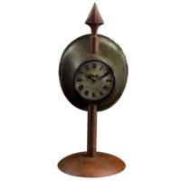 Vitale Dragon Paslı Metal Görünümlü Ayaklı Saat