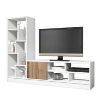 Notex Tv Ünitesi-Beyaz-Çırağan