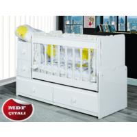 Banana Baby&Kids Swıng Buyuyen Besık (60*165) Beyaz