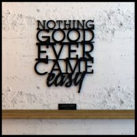 Hangover Nothınggood Metal Wall Art