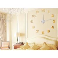 Dıy Clock Yeni Nesil 3D Duvar Saati Model 16