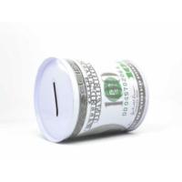 Wildlebend Dolar Tasarımlı Metal Kumbara