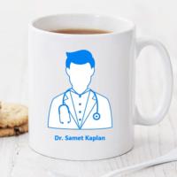Soppigo Doktor Kişiye Özel Kupa TK81