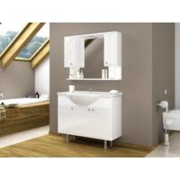 Bestline İnka 100 cm Banyo Dolabı - Beyaz