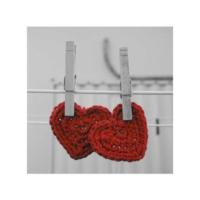 Şirin Kalpler Bulaşık Makinesi Sticker