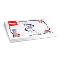 KullanAtMarket Kağıt Amerikan Servis Yunus Balığı 30x40 cm