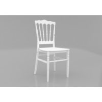 Mobetto 4 Adet Miray Sandalye Beyaz