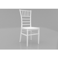 Mobetto 4 Adet Soho Sandalye Beyaz
