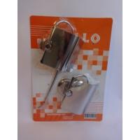 Bello 2'li Set ( Kapalı Wc Kağıtlık + Kapalı Solo Havluluk )