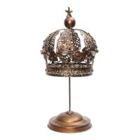 Dekoratif Ayaklı Kral Tacı