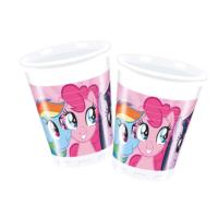 My Little Pony Bardak (8 Adet) - My Little Pony