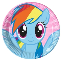 My Little Pony Tabak (8 Adet)