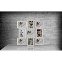 KonstarKN04 Konstar Dekoratif Çoklu Resim Çerçevesi Beyaz