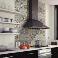 Dekorjinal Home101 24'Lü Fayans Sticker (Home101)