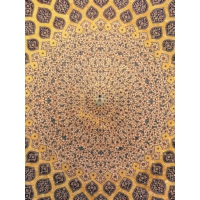 Iwall Doku Resimli Dikey Tek Parça IDP-5021-DİKEY-1 Duvar Kağıdı