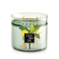 Bath And Body Works Lemon Mint Leaf Mum 411 Gr