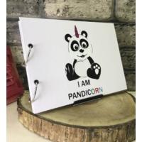 Maxipark Pandicorn Tasarım Kendin Yap Fotoğraf Albümü Ve Defter