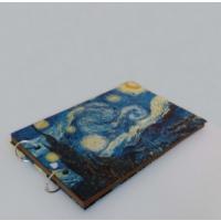 Maxipark Van Gogh Tasarım Kendin Yap Fotoğraf Albümü Ve Defter