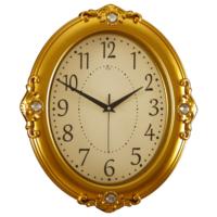 Rikon Taşlı Dekoratif Duvar Saati 34x40cm