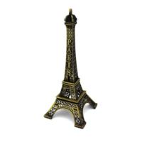 Hunga Metal Dekoratif Eyfel Kulesi 18Cm