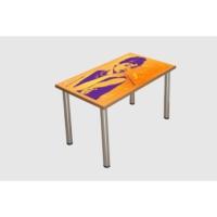 Nav Decoration TGC004 Stella Yemek Masası - Renkli