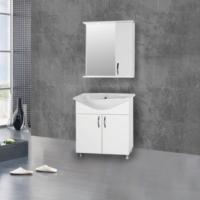 Hepsiburada Home Saydam Klasik 65 cm Mdf Banyo Dolabı Beyaz