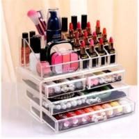 Akrilik Kozmetik Makyaj Düzenleyici Organizer LN686