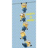 Pandoli Lovely Minions Kapı Banner