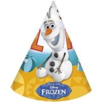 Pandoli Olaf Summer Şapka 6 Adet
