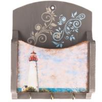 Orta Sofa Deniz feneri anahtar kutusu