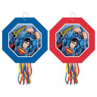 Pinyata Superman Temalı Çubuklu