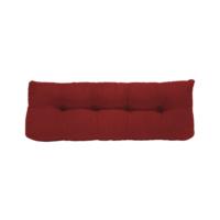 Naz İç Mekan Palet Uzun Sırt Minderi | Kırmızı