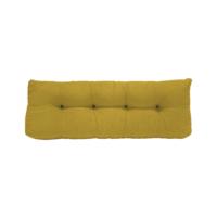 Naz İç Mekan Palet Uzun Sırt Minderi | Sarı