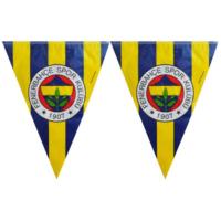 Elitetime Fenerbahçe Üçgen Bayrak Set - Be1482